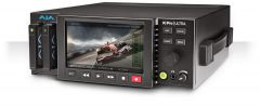 AJA 4K/UltraHD and 2K/HD Recorder/Player with 4K 60p Support Ki Pro Ultra