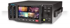 AJA 4K/UltraHD and 2K/HD Recorder/Player with Multi-Channel encoding Support Ki Pro Ultra Plus