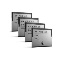 Angelbird AVpro CFast 1 TB (4 Pack)