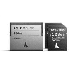 Angelbird Canon C200 Pack (1x CF256, 2x 128SD)