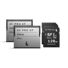 Angelbird URSA Pro Match Pack (2x CF256, 2x SD128)