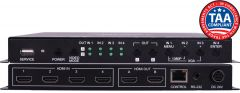 A-Neuvideo ANI-42HPIPX 4K@60Hz UHD+ 4x2 HDMI SEAMLESS SWITCHING MULTIVIEWER (Desktop)