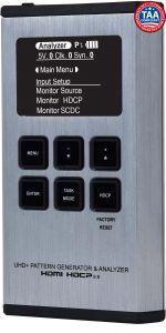 A-Neuvideo ANI-4KANA-L 4K UHD+ HDMI SIGNAL GENERATOR & ANALYZER (Portable Version)