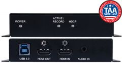 A-Neuvideo ANI-USBC4K 4K UHD+ HDMI to USB VIDEO CAPTURE RECORDER/LIVE STREAMING