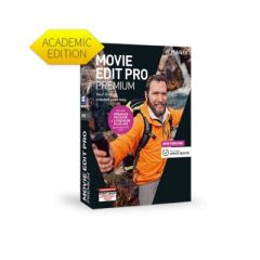 Magix ANR008582EDU  Movie Edit Pro Premium (2019) - Academic ESD