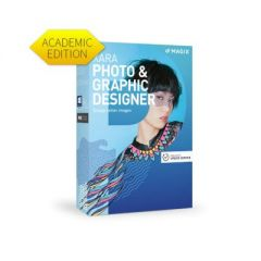 Magix ANR008665EDU  Xara Photo & Graphic Designer 16 - Academic ESD