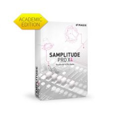 Magix ANR008791EDU  Samplitude Pro X4 (Academic) ESD