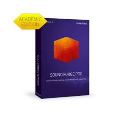 Magix ANR008837EDU  Sound Forge Pro 13 (Academic) ESD