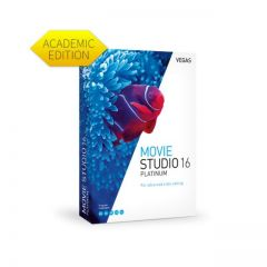 Magix ANR008955EDU  VEGAS Movie Studio 16 Platinum (Academic) ESD
