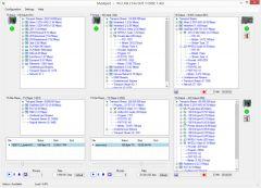 DekTec DTC-700-MX Real-time transport-stream multiplexer