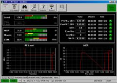 DekTec DTC-340-RX RF monitoring & analysis software