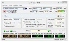 DekTec DTC-316-VRDGL Advanced TS/SDI/4K recording software