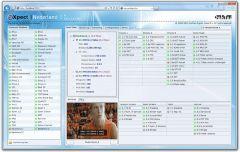 DekTec DTC-720-XP (17+) 24/7 TS monitoring & multiviewer