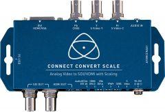 Atomos ATOMCCNAS1 Connect Convert Scale - Analog Video to SDI/HDMI with Scaling