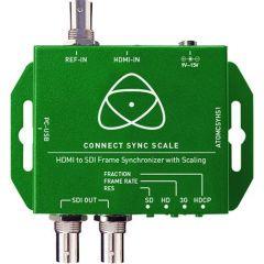 Atomos ATOMCSYHS1 Connect Sync Scale - HDMI to SDI Frame Synchronizer with Scaling