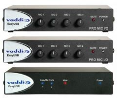 Vaddio 999-8670-000 EasyTALK Audio Bundle System G