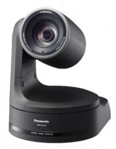 Vaddio 999-6130-000K Panasonic AW-HE130K PTZ Camera - Black