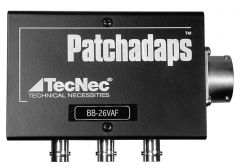 TecNec BB-26VAF 26-Pin Female Breakout A/V In/Out