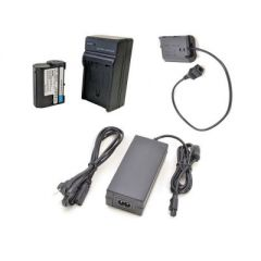 Bescor ENEL15 Style Nikon Battery, Charger, Coupler & AC Adapter Kit
