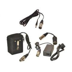 Bescor FP12VATM Kit with 2.1mm Adapter Kit