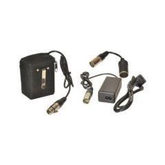 Bescor 12V Li-Ion Battery Kit