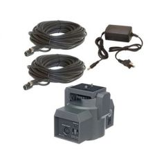 Bescor MP101, 2x RE50 & PS260 Complete Kit