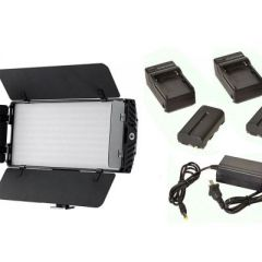 Bescor Photon, Battery, Charger and AC Power Supply Kit