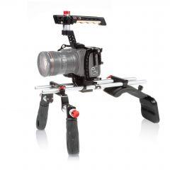 Shape SHAPE Blackmagic Pocket cinema 4k, 6k shoulder mount - BM4KSM