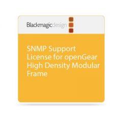 Blackmagic Design SNMP Option for OGx Frames