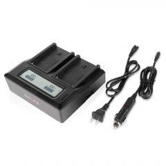Shape SHAPE BP-U dual LCD charger - BPUCH