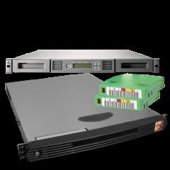 Tolis bruAPP W4K-8 SAS LTO-5 Rack Hardware Bundle - W4K-8 SAS LTO-5