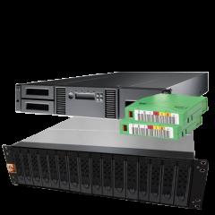 Tolis bruAPP E32K-24 SAS Rackmount Hardware Bundle - E32K-24 SAS