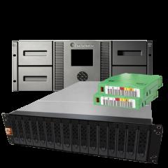 Tolis bruAPP E32K-48 SAS Rackmount Hardware Bundle - E32K-48 SAS