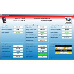 Blueshape BSCVMON Software system for battery management on our...