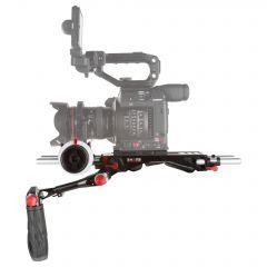 Shape Canon C200 bundle rig follow focus pro - C2BRFFP