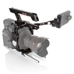 Shape Canon C200 cage handle EVF mount - C2EVFC