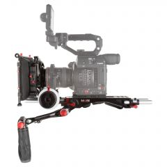 Shape Canon C200 baseplate follow focus matte box kit - C2KIT