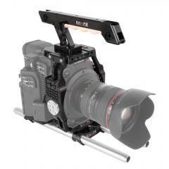 Shape Canon C200 cage 15 mm LW rod - C2ROD