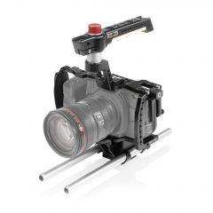Shape SHAPE Blackmagic Pocket cinema 4k , 6k cage with 15 mm rod system - C4KROD