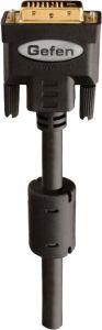 Gefen Inc CAB-DVIC-DLN-50MM Gefen  Dual Link DVI Copper Cable 50 Ft. (M-M) Black