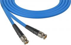 Laird Digital Cinema CB-CB-100-BE Laird  Canare LV-61S RG59 BNC to BNC Video Cable - 100 Foot Blue