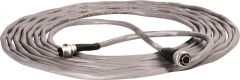 Laird Digital Cinema CCA5-MF-25-P Laird  Plenum Sony CCA5-Equivalent Extension ONLY Cable with Hirose 8-Pin M to F White- 25 Foot
