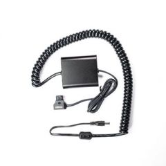 Indipro Tools CDTKOS2 Coiled D-Tap Regulation Cable for Kandao Obsidian R/S (6'-8')