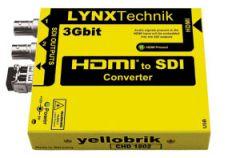 Lynx Yellobrik 3Gbit HDMI to SDI Converter - CHD-1802
