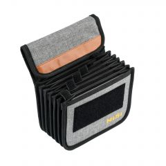 """NiSi Cinema Filter Pouch for 4x4'' and 4x5.65"""" (Holds 7 x 4x45'' or 4x5.65"""" Filters ) - NIC-P4565-7"""