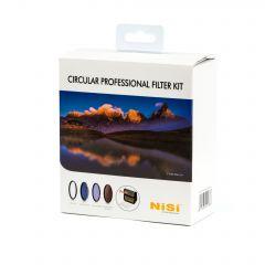NiSi 72mm Circular Professional Filter Kit - NIR-PROVKIT-72