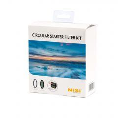 NiSi 82mm Circular Starter Filter Kit - NIR-STKIT-82