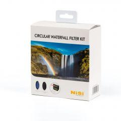 NiSi 72mm Circular Waterfall Filter Kit - NIR-WFKIT-72