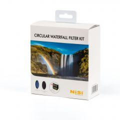 NiSi 82mm Circular Waterfall Filter Kit - NIR-WFKIT-82