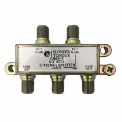 Blonder Tongue CRSP-4 4-Way Splitter Limited Availabililty